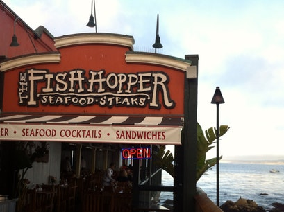 Fish Hopper Seafood & Steaks Monterey California United States