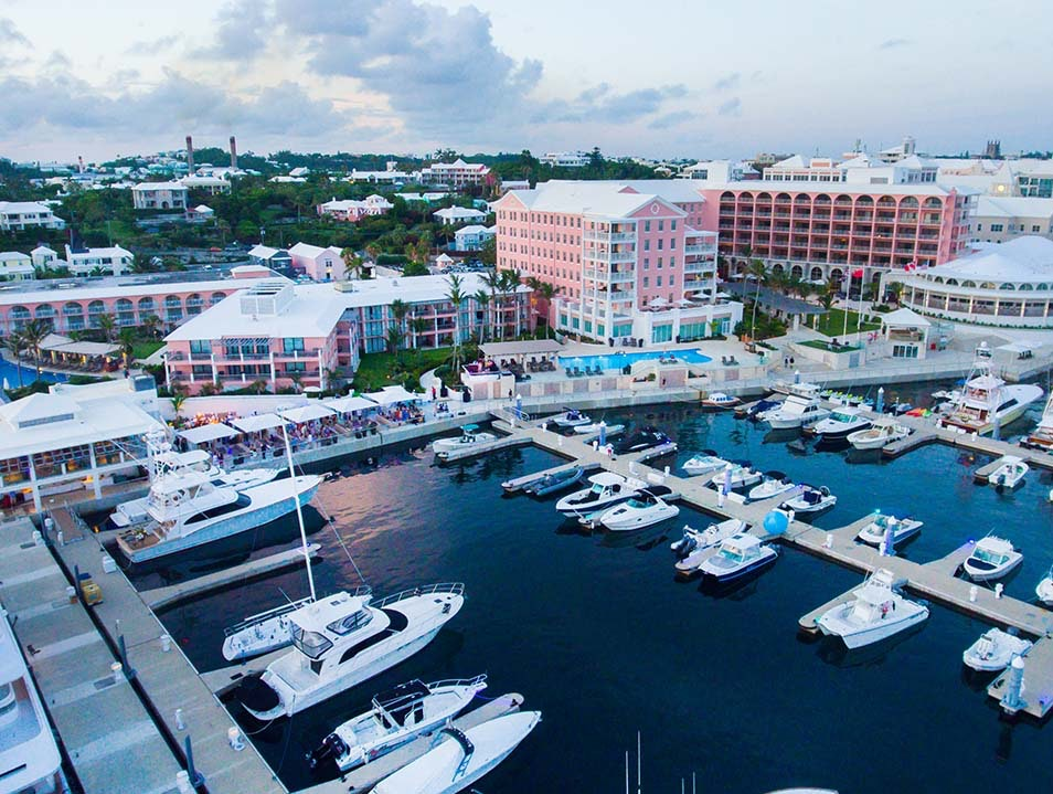 Hamilton Princess & Beach Club   Bermuda