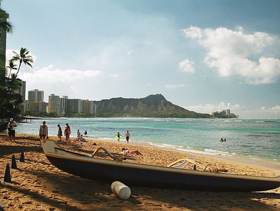 Serenity in Waikiki Honolulu Hawaii United States