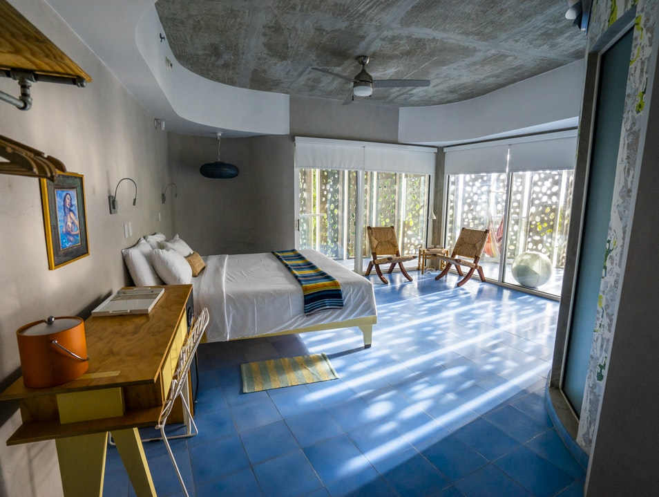 El Blok Hotel – An Architectural & Culinary Treat Vieques  Puerto Rico