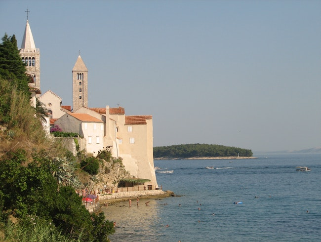 Island of Rab, Croatia