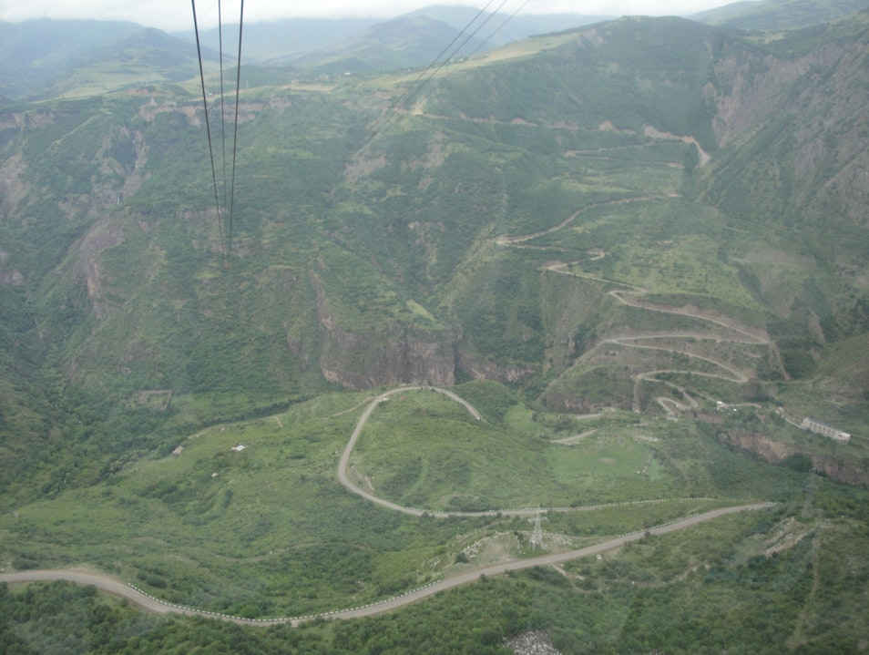 The World's Longest Aerial Tramway