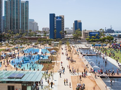 Waterfront Park San Diego California United States