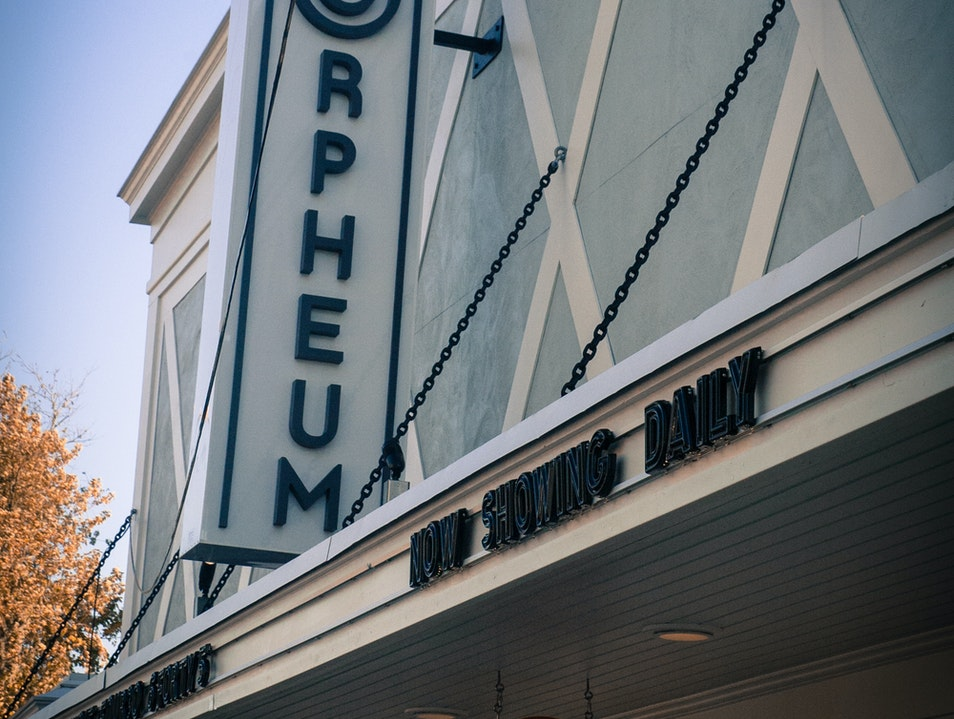 Chatham Orpheum Theater  Chatham Massachusetts United States