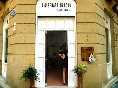 San Sebastian Food Donostia  Spain