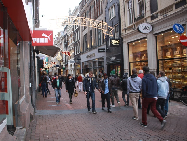 Kalverstraat: If You Sell It, They Will Come