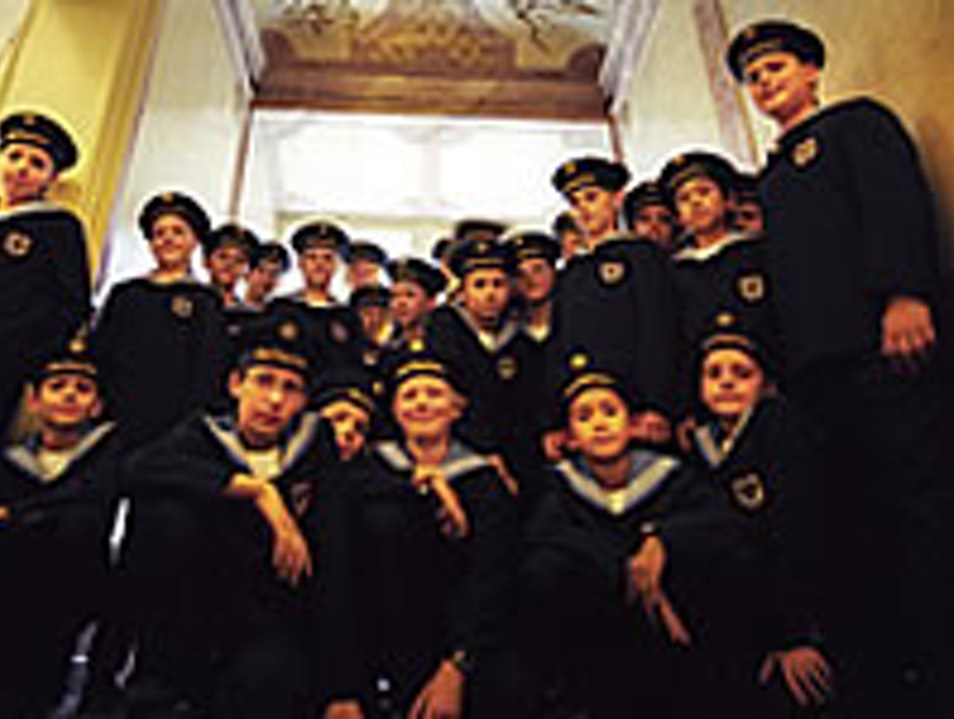 Vienna's Boy's Choir Vienna  Austria