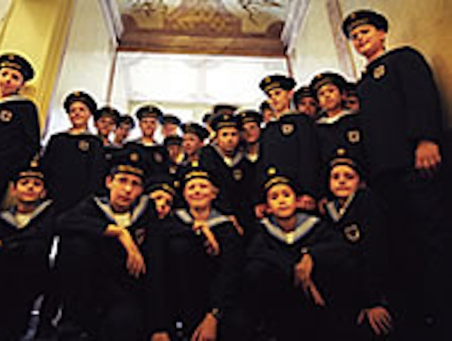 Vienna's Boy's Choir