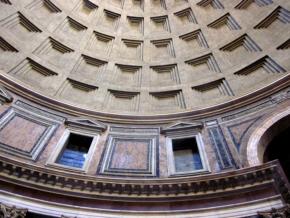 Free in Rome: The Pantheon Rome  Italy
