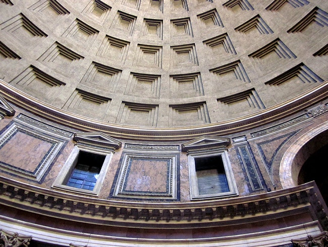 Free in Rome: The Pantheon