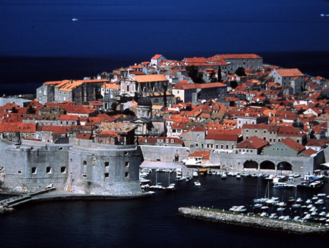 Dubrovnik: Rival to Paris