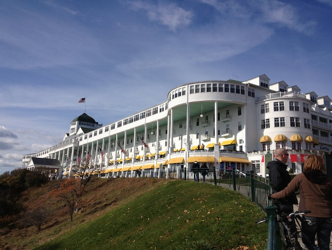 Mackinac Island Michigan USA