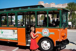 Old Town Trolley Tours: Key West