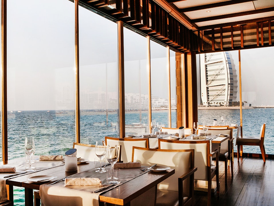 Pierchic: Seafood with a View Dubai  United Arab Emirates