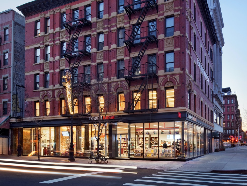 An In-Depth Tour of the Lower East Side