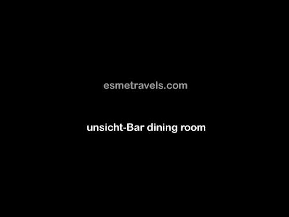 Dining in the Dark at Unsicht-Bar