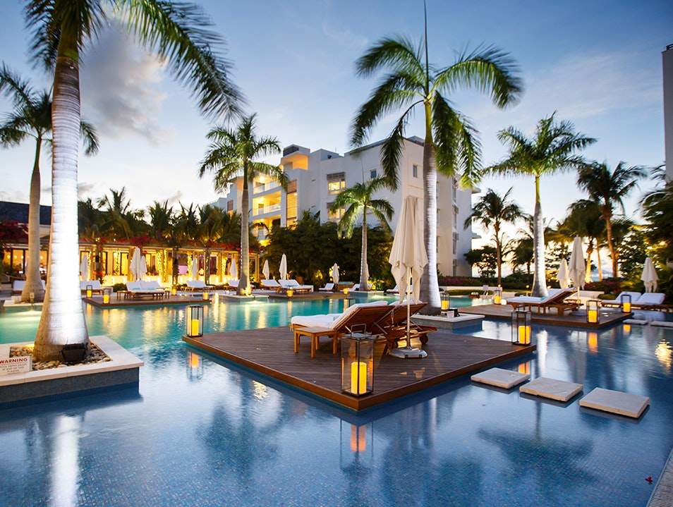 Gansevoort Turks + Caicos British West  Turks and Caicos Islands