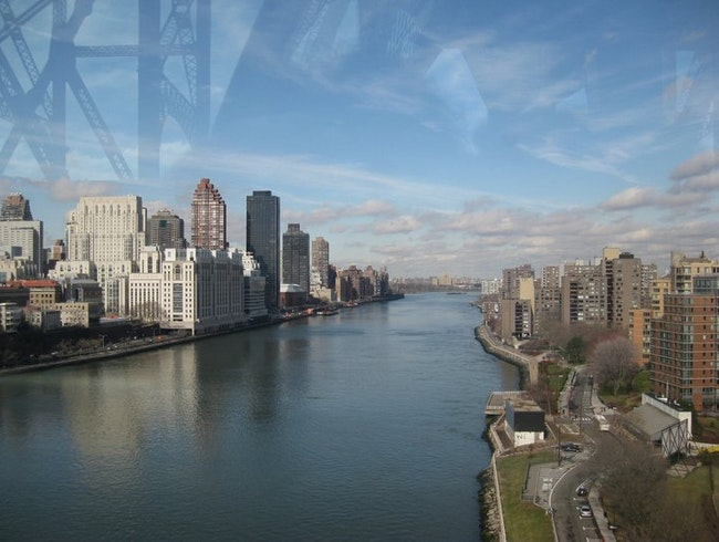 Top of the World-Roosevelt Island Tram