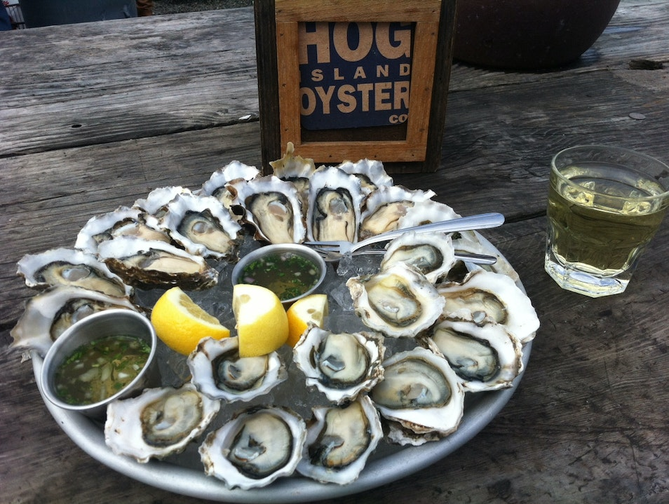 Oyster heaven Marshall California United States