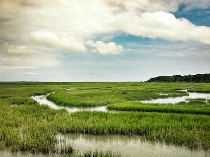 Eastern Shore of Virginia National Wildlife Refuge Cape Charles Virginia United States