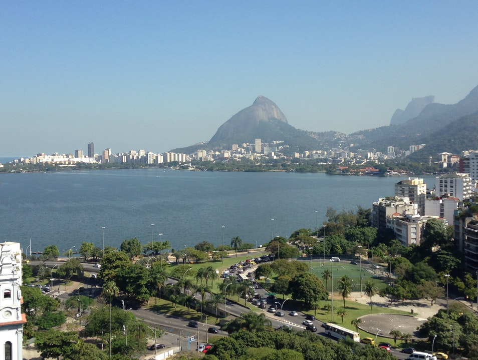 You Though you had an Office with a View Rio De Janeiro  Brazil