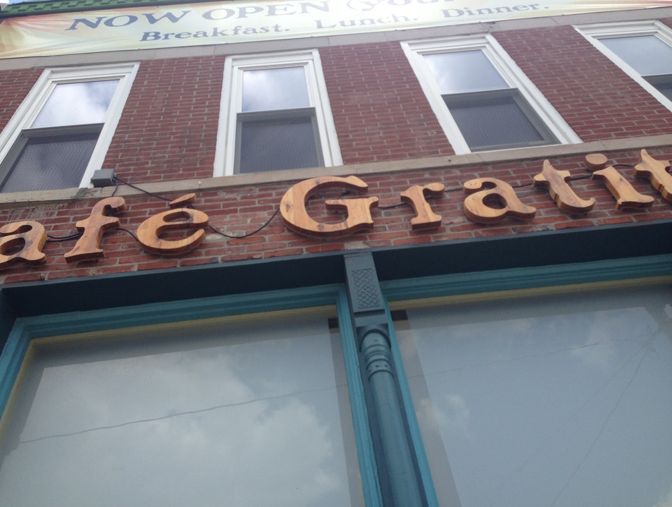 Eat For Good Karma at Cafe Gratitude Kansas City Missouri United States
