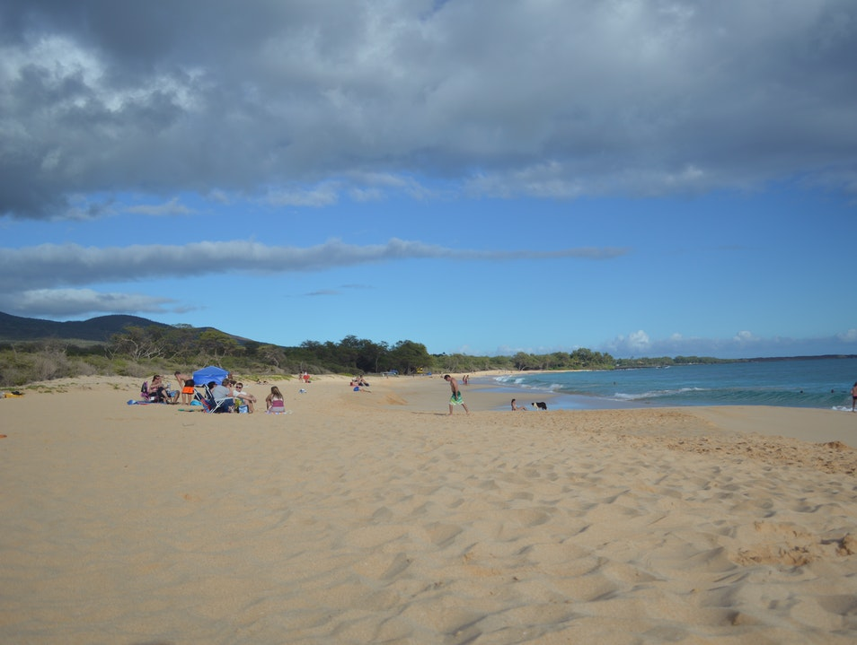 Most beautiful beach on Maui Kihei Hawaii United States