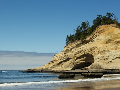 Cape Kiwanda Cloverdale Oregon United States