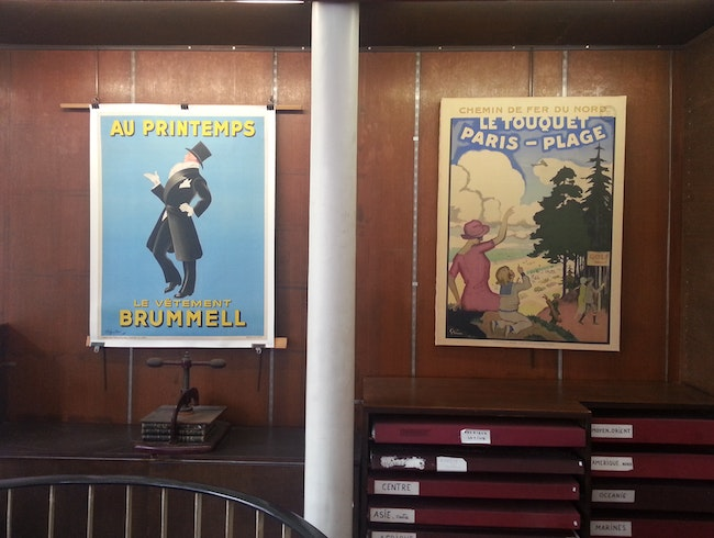 Museum-Quality Vintage Posters