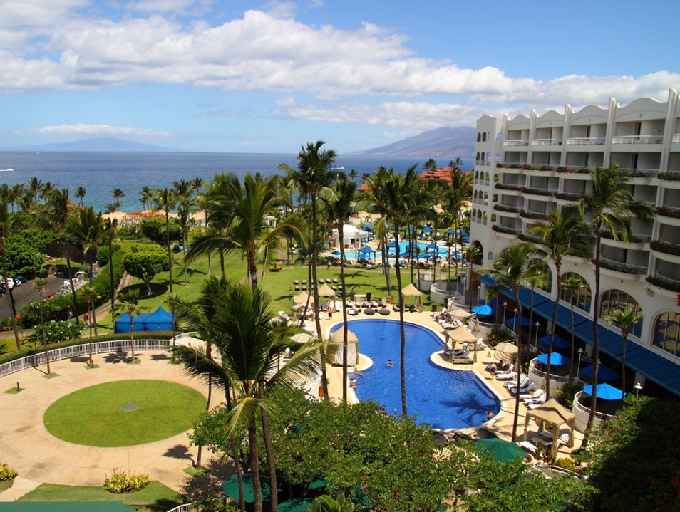 A romantic resort rendezvous Wailea-Makena Hawaii United States