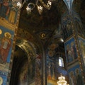 Church of Our Savior on the Spilled Blood St. Petersburg  Russia