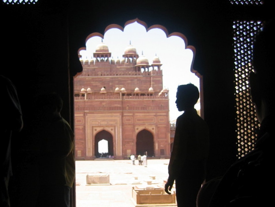 Agra Alternative Fatehpur Sikri  India