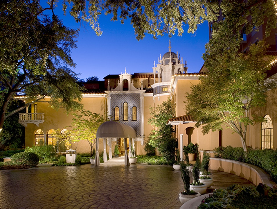 Rosewood Mansion on Turtle Creek Dallas Texas United States