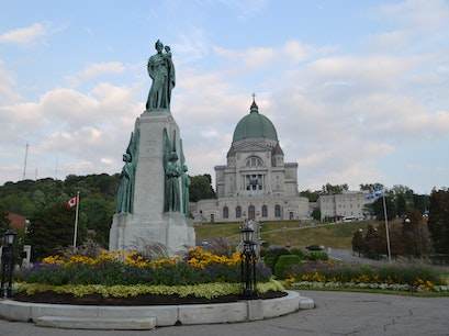 Saint-Joseph's Oratory of Mount Royal Montreal  Canada