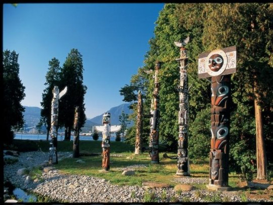 Stanley Park: One of the Best Parks in North America Vancouver  Canada