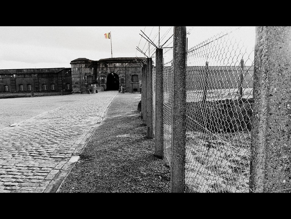 A little known concentration camp in Belgium Willebroek  Belgium