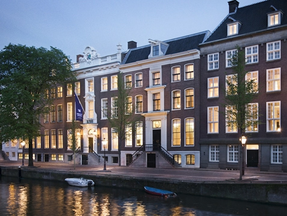 Live Like A  Golden Age Merchant At Waldorf Astoria Amsterdam Amsterdam  The Netherlands