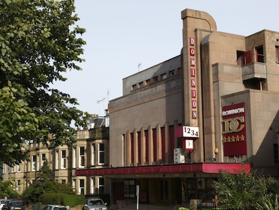 Dominion Cinema, Edinburgh, Scotland Edinburgh  United Kingdom