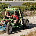 Dune Buggy Tour Cockburn Town  Turks and Caicos Islands
