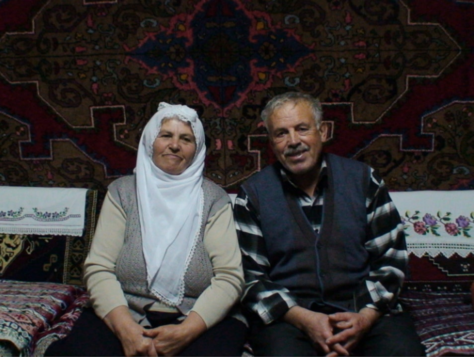 Fatma and Hasan Göreme  Turkey