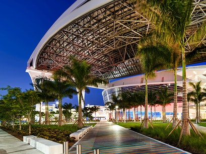 Marlins Park Miami Florida United States
