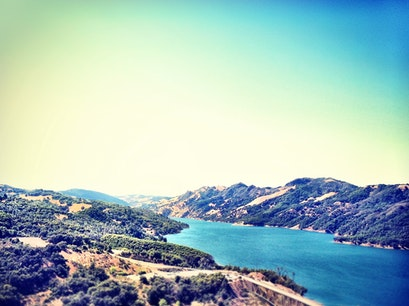 Lake Sonoma GEYSERVILLE California United States