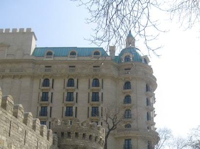 Four Seasons Baku  Azerbaijan
