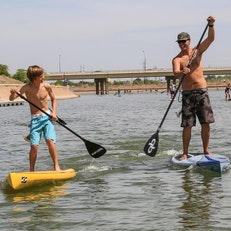 NoSnow Stand Up Paddleboard