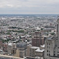 Philadelphia City Hall observation deck Philadelphia Pennsylvania United States