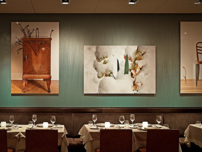 Dine at Michelin-Starred Ai Fiori