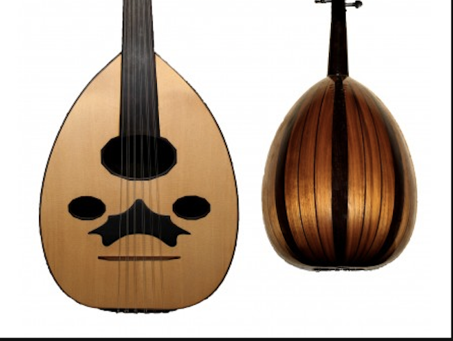 Fall in love with the Oud