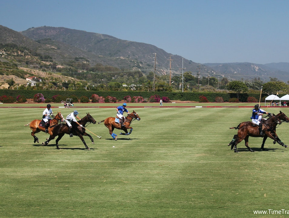Polo, Anyone? Carpinteria California United States