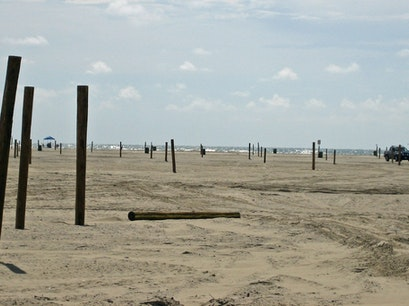 East Beach Galveston Texas United States