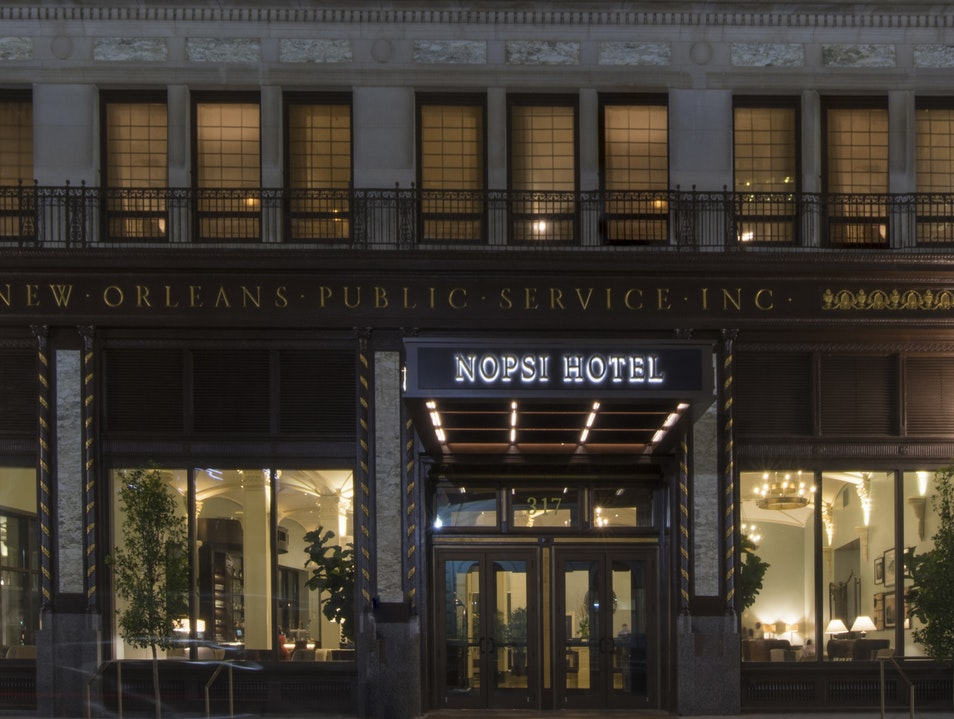 NOPSI HOTEL – New Orleans New Gathering Place
